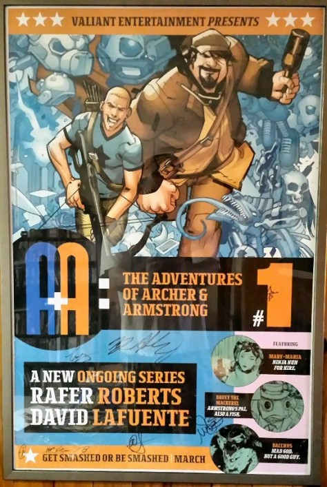 A&A poster